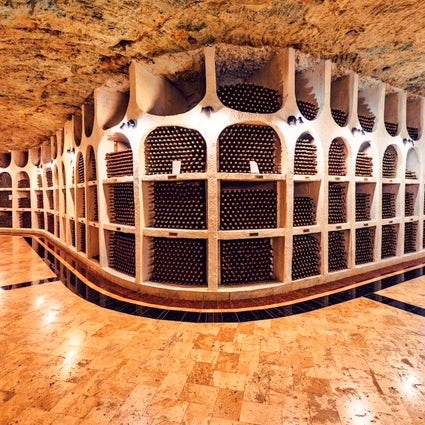 Experience the most incredible underground city - Cricova