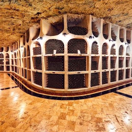 Cricova, la plus incroyable des villes souterraines