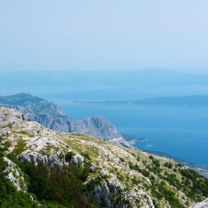 Hikers, get ready to climb: Biokovo Nature Park
