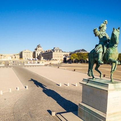 Summer activities in Versailles