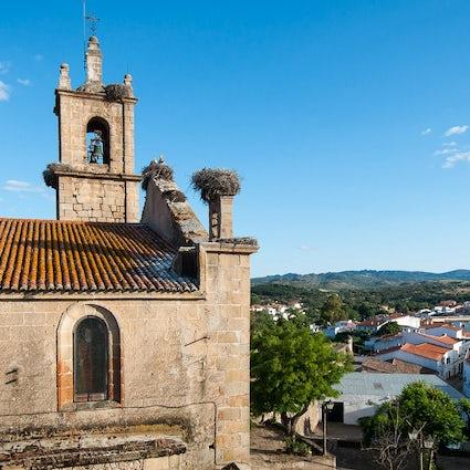 Un día de viaje a Valencia de Alcántara