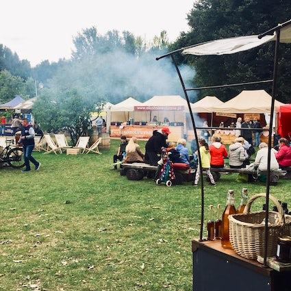 Marché alimentaire Dary Ziemi à Gdynia