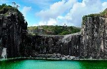 The Blue Lake, a hidden treasure in Jaboatão dos Guararapes