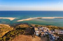 Enciclopedia de la Playa del Algarve!  Vila Real de Santo António & Castro Marim