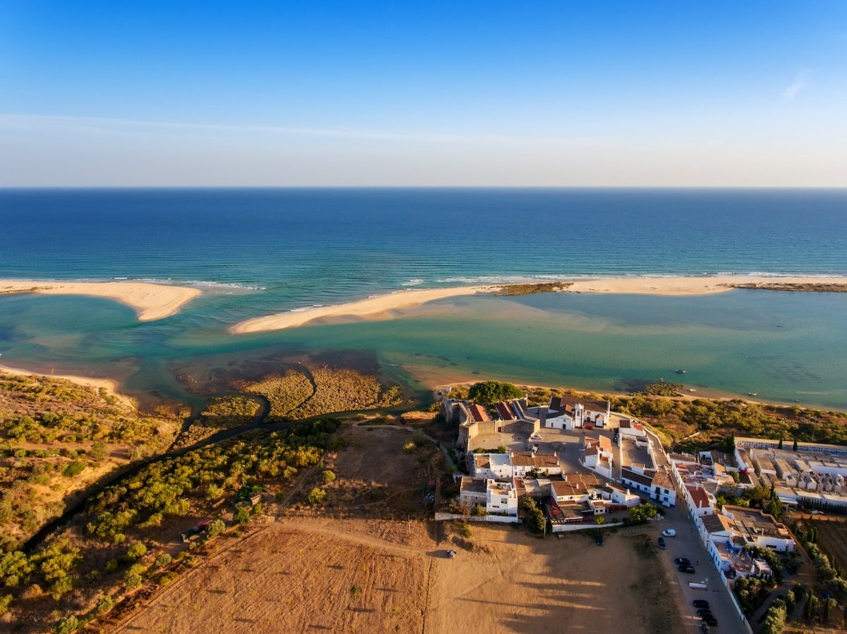 Algarve Beach Encyclopedia!  Vila Real de Santo António & Castro Marim