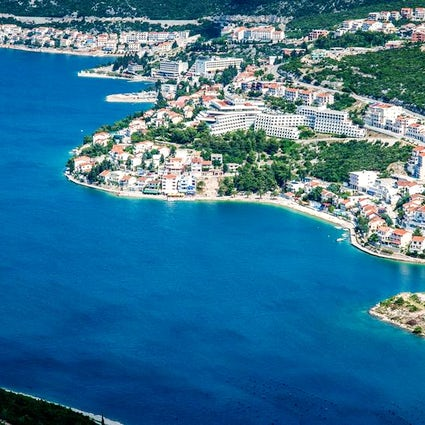 Neum: Bosnia's sole sea resort