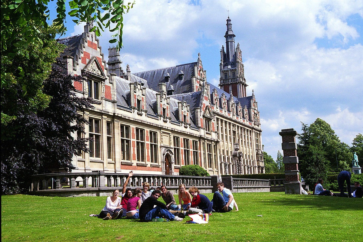 Welcome To The Universite Libre De Bruxelles Ulb A Short Guide To The Student Life