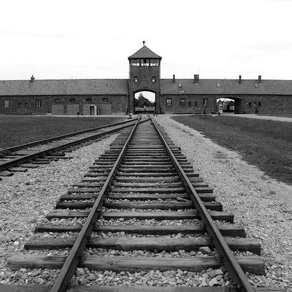 Exposition d'Auschwitz à Madrid