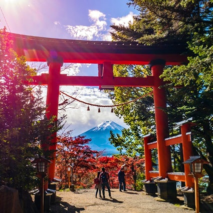 Hakone, una fuga beata da Tokyo