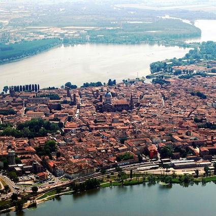 Travel in time: Mannerism in Mantua
