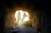 Cueva de Prohodna: mirando a los ojos de Dios