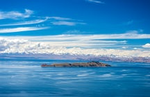 The sacred islands of Titicaca Lake