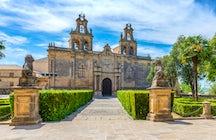 La ville d'Úbeda, joyau caché en Andalousie