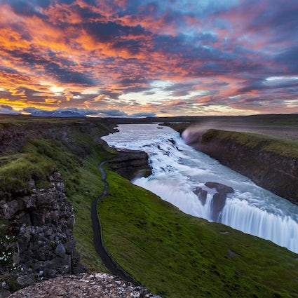 The Golden Circle of Iceland