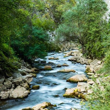 Peligroso y encantador: El desfiladero del río Jerma en el sudeste de Serbia