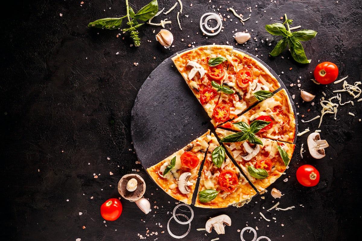 Italian pizza in Valencia - La Finestra