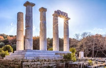 Esplorare il Peloponneso