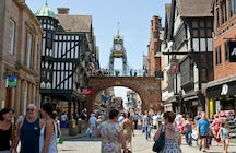 Roman History in Chester, UK