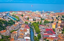 Rijeka – from fish to torpedo