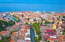 Rijeka – from fish to torpedo