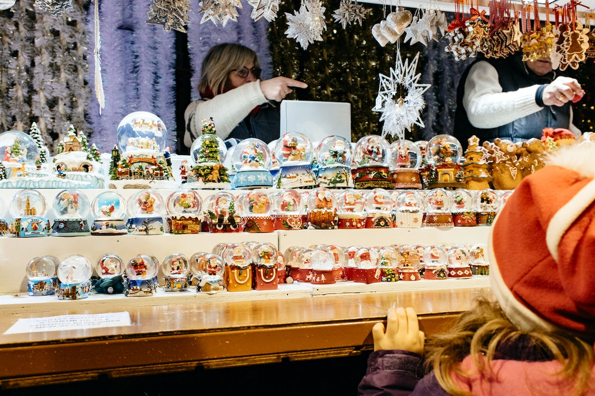 Christmas markets in the UK for 2018