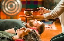 Meditación del Gong en Hamburgo