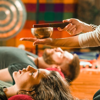 Meditação Gong em Hamburgo