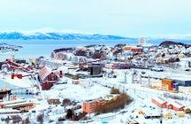 Eine geheime Stadt namens Narvik