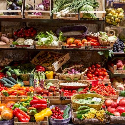 Discover the San Benedetto Market in Cagliari