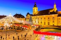 Una alegría para todos: Mercado de Navidad en Sibiu