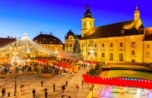 A joy for all: Christmas Market in Sibiu