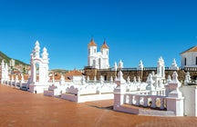 Visiting Sucre's majestic churches