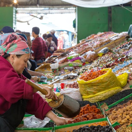 What souvenirs to bring from Osh, Kyrgyzstan's oldest city