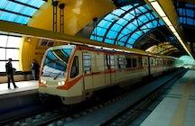 Una guía para el transporte público en Sofía