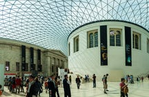 Museos de Londres - Parte 2 - El Museo Británico