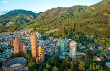Una capitale di contrasti e diversità, Bogotà