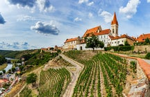 Znojmo - ancient history and modern agriculture