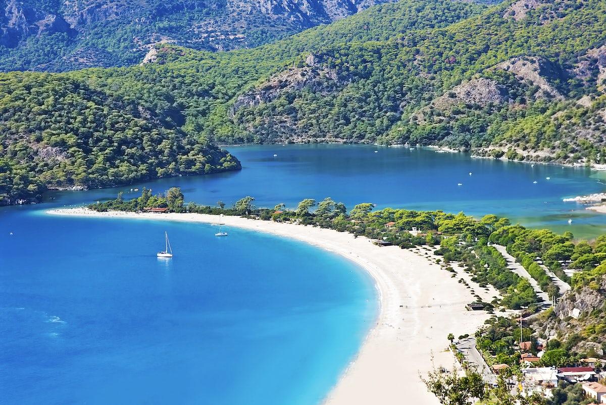 Turkish beaches; The grand Mediterranean tour!