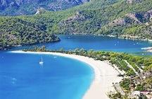 Les plus belles plages turques, le long de la Méditerranée !