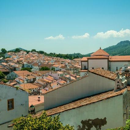 Castelo de Vide-  A white, medieval town in Alentejo