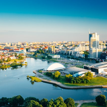 Belarus: the lungs of Europe