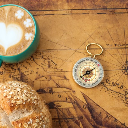 Three most popular coffee places of Nur-Sultan