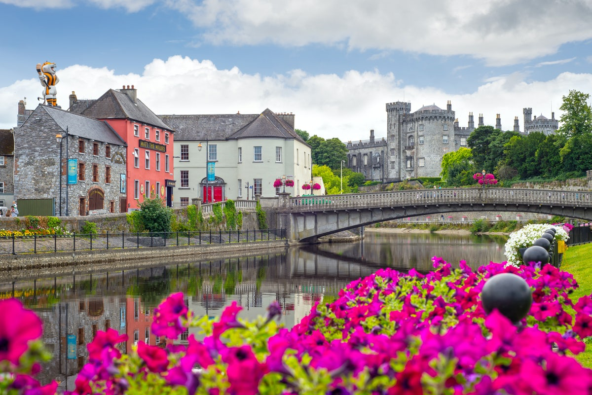 History and tales in Kilkenny