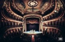 O Teatro Amazonas, um remanescente da Era da Borracha em Manaus