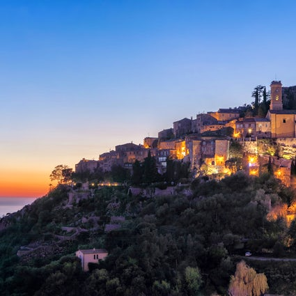 Èze - el pueblo más bello de la Riviera Francesa