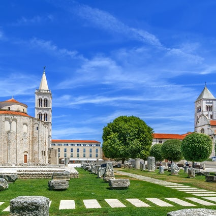 Zadar and its 3000 years of history