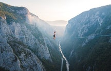 El mejor altiplano de Europa: Festival Drill & Chill en Tijesno Canyon