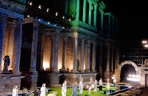 The International Festival of Classical Theatre in Mérida