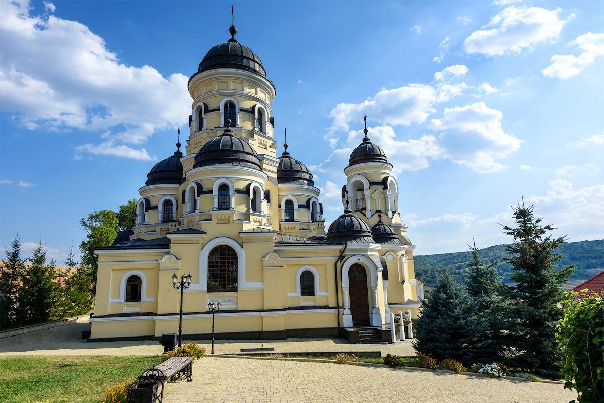 Mosteiro Capriana como berço da cultura moldava