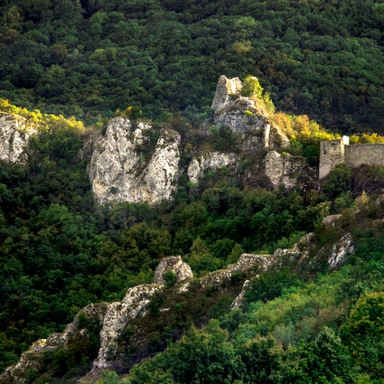 An adventurous hike to the ancient town of Sokograd